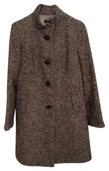 Preload https://item5.tradesy.com/images/jcrew-blac-trench-coat-size-6-s-10526479-0-1.jpg?width=400&height=650