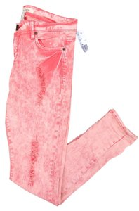 Forever 21 Skinny Jeans-Distressed