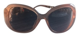BVLGARI Bvlgari Pink Sunglasses with Rose Gold Stem