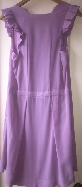 See by Chloé short dress Purple on Tradesy