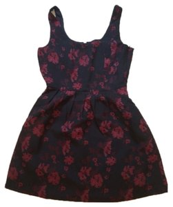 BB Dakota Brocade Jacquard Dress