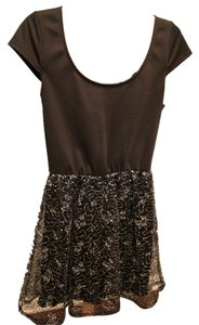 Charlotte Russe Sequin Sequined Sparkle Dress