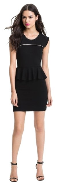 Preload https://item4.tradesy.com/images/french-connection-black-peplum-above-knee-cocktail-dress-size-10-m-10527478-0-1.jpg?width=400&height=650