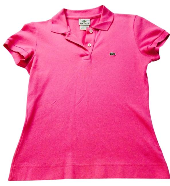Preload https://img-static.tradesy.com/item/1052748/lacoste-hot-pink-short-sleeve-2-button-stretch-pique-polo-shirt-button-down-top-size-4-s-0-0-650-650.jpg
