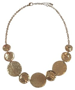 Target Gold Statement Necklace
