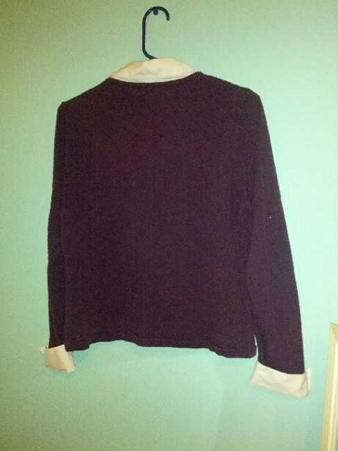 Dress Barn Top Purple