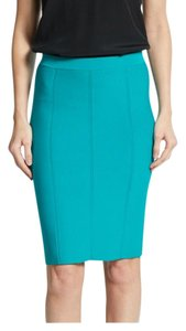 Romeo & Juliet Couture Pencil Skirt Tropical Green