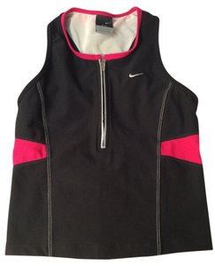 Preload https://item4.tradesy.com/images/nike-black-and-hot-pink-dri-fit-running-with-zipped-pocket-tank-topcami-size-0-xs-1052868-0-0.jpg?width=400&height=650
