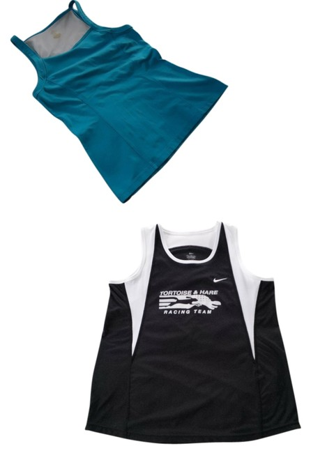 Nike / other Set of 2 ~ Activeware sport/yoga tops Image 0
