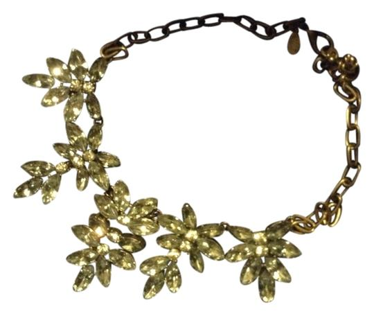 Preload https://item4.tradesy.com/images/leslie-danzis-gold-tone-statement-necklace-1052883-0-0.jpg?width=440&height=440