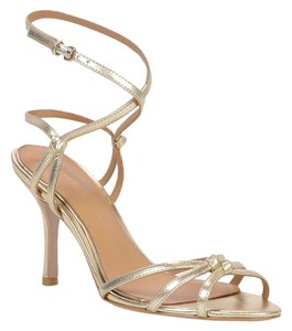 Badgley Mischka Ii Ii Gold Platino Sandals