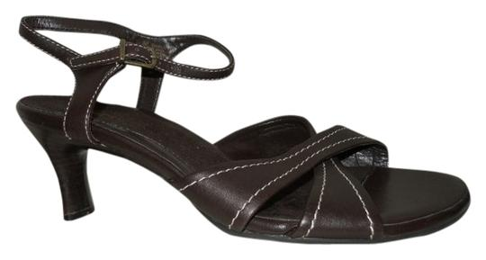 Aerosoles What's what Leather brown Sandals