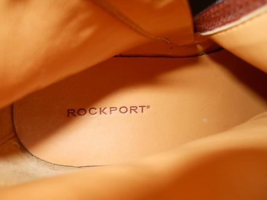 Rockport Leather brown Boots