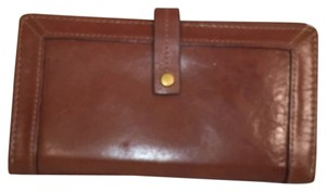 Fossil Wallet Brown Leather