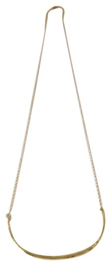Preload https://item2.tradesy.com/images/bloomingdale-s-gold-arch-moon-necklace-10530496-0-1.jpg?width=440&height=440