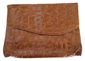 I Santi Brown Clutch