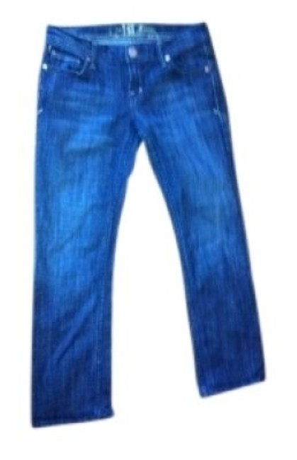 !iT Jeans It 26 Size 2 220338dshz It 26 2 220338dshz .inseam 24.5 Straight Leg Jeans-Medium Wash