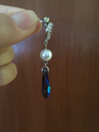 Other Blue Swarovski Crystal Earrings