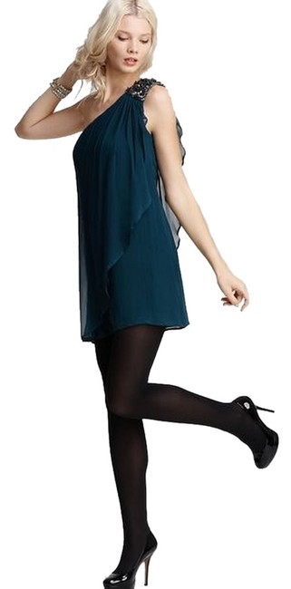 Preload https://item5.tradesy.com/images/french-connection-jewel-green-drape-delight-above-knee-cocktail-dress-size-10-m-10532809-0-1.jpg?width=400&height=650