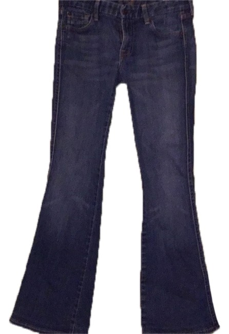 7 For All Mankind Boot Cut Jeans Image 0