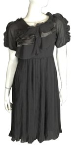 Jill Stuart short dress Designer Ruffle on Tradesy