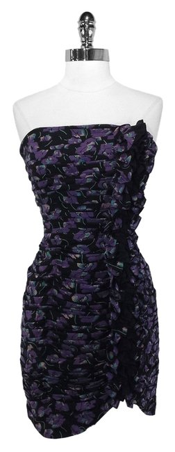 Preload https://img-static.tradesy.com/item/1053387/purple-silk-strapless-above-knee-cocktail-dress-size-6-s-0-0-650-650.jpg