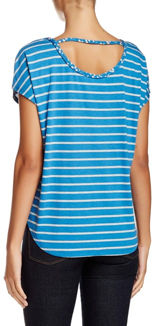 Preload https://item2.tradesy.com/images/vince-camuto-wsh-a-blue-nwt-fast-shipping-free-braid-trim-stripe-orig-small-tee-shirt-size-4-s-10533991-0-4.jpg?width=400&height=650