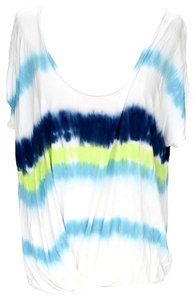 Young Fabulous & Broke Tie Dye Scoop Neck Top