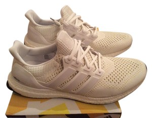 Adidas Ultra Boost Mens White Athletic