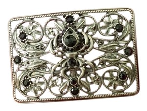 Boutique Belt Buckle Rhinestone Belt Buckle