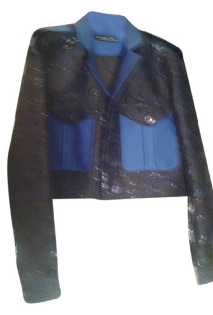 Preload https://img-static.tradesy.com/item/10534426/black-with-royal-blue-new-spring-jacket-size-6-s-0-1-650-650.jpg