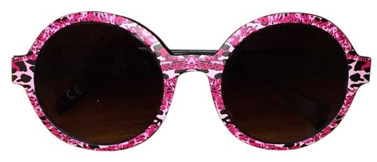 Italia independent Leopard Sunglasses