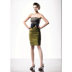 Enzoani Moss And Gray Love By Dress