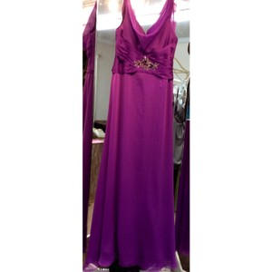 Enzoani Eggplant Love E2 Dress