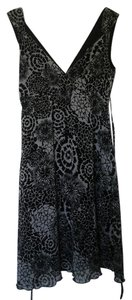H&M short dress Black/White on Tradesy