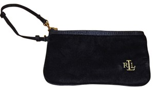Ralph Lauren Wristlet in Black