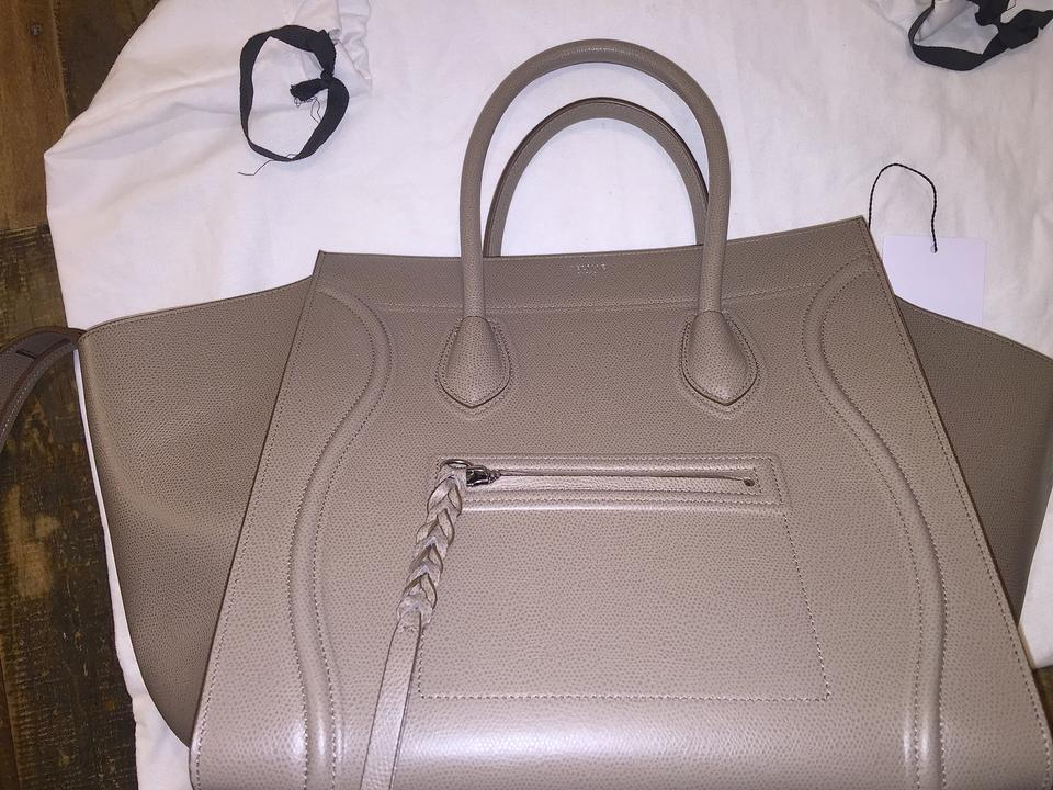 original celine bags price - C��line Brand New Medium Luggage Grained Phantom In Taupe! Greige ...