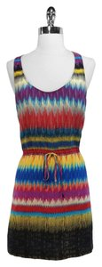 Twelfth St. by Cynthia Vincent short dress Multicolor Striped Print on Tradesy