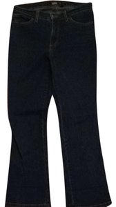 Laundry by Shelli Segal Capri/Cropped Denim-Dark Rinse