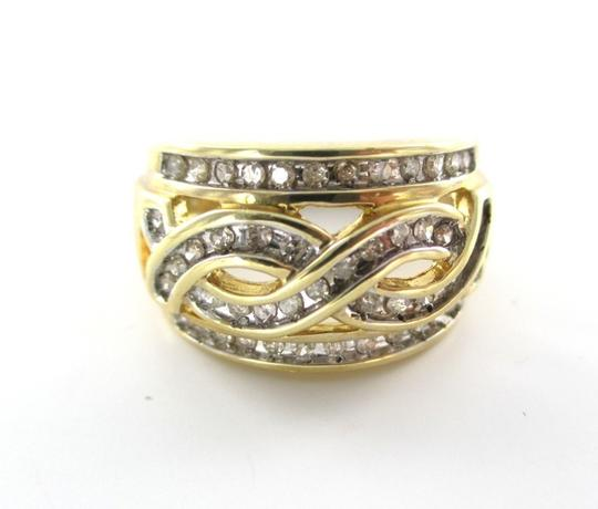 Preload https://item2.tradesy.com/images/gold-10k-yellow-solid-47-diamond-ring-1053721-0-0.jpg?width=440&height=440