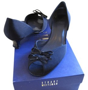 Stuart Weitzman Part Two Black Formal