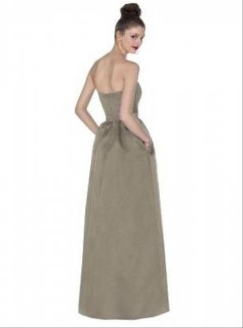 Cynthia Rowley Strapless Full Length Dress