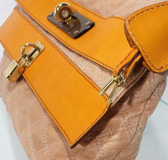 Marc Jacobs Orange Clutch