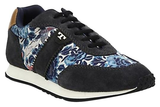 Preload https://item1.tradesy.com/images/tory-burch-charcoal-pettee-mixed-media-sneakers-sneakers-size-us-8-10539025-0-2.jpg?width=440&height=440