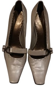 BCBGMAXAZRIA Cream Formal