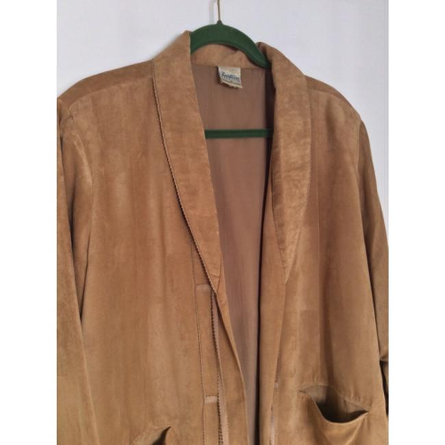 Suzanne Sommers Light brown Jacket