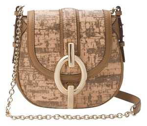 Diane von Furstenberg Cork Sporty Cross Body Bag