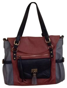 Jessica Simpson Satchel in Color Block