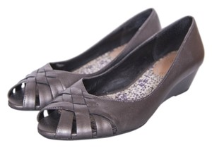BP. Clothing Silver Wedges