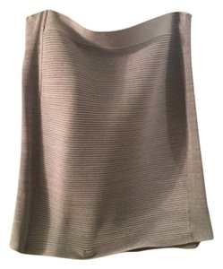 Halston Skirt Grey